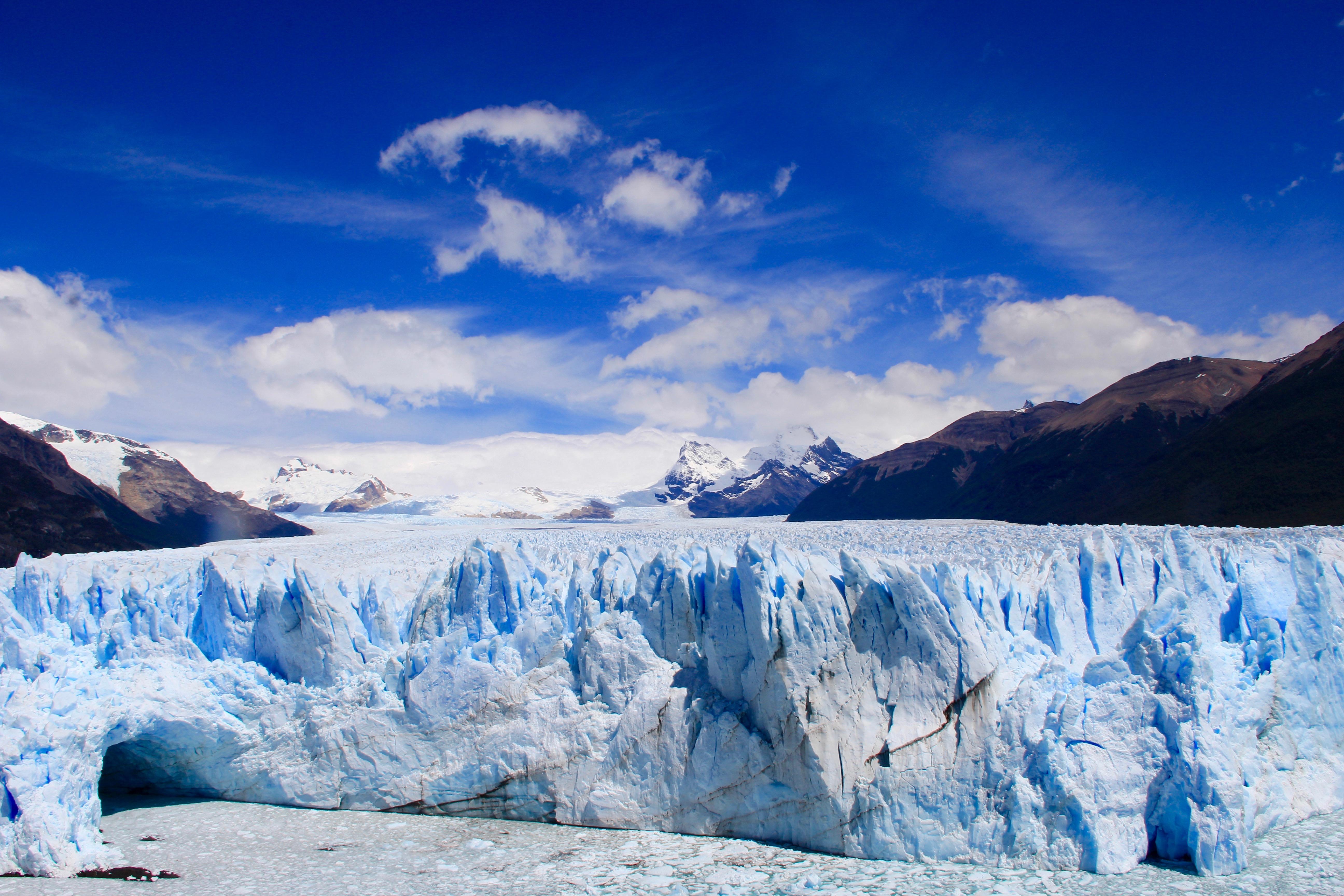 Des nouvelles de Patagonie, au pays des glaciers