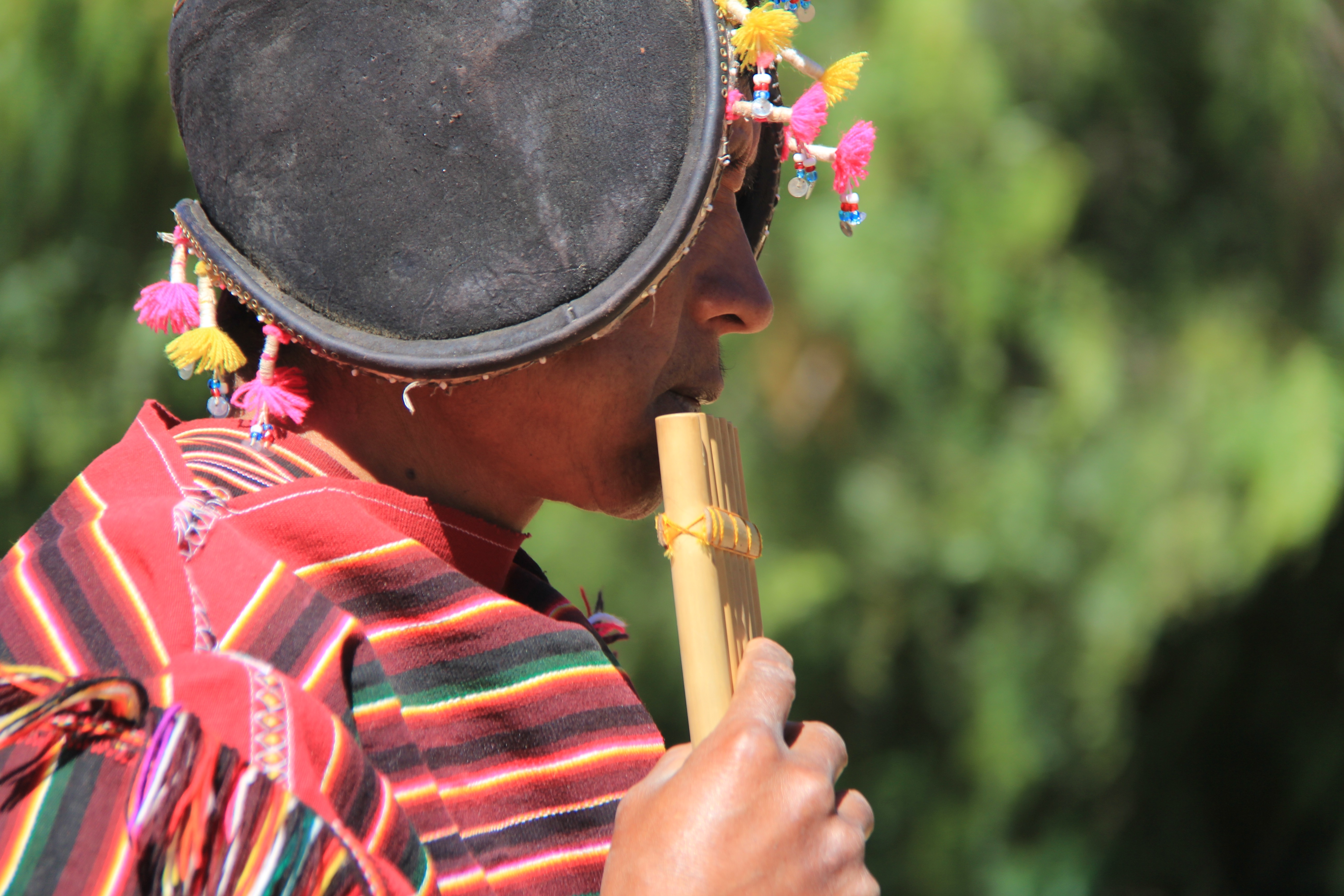 Des nouvelles de Bolivie : à  la découverte des communautés Quechua