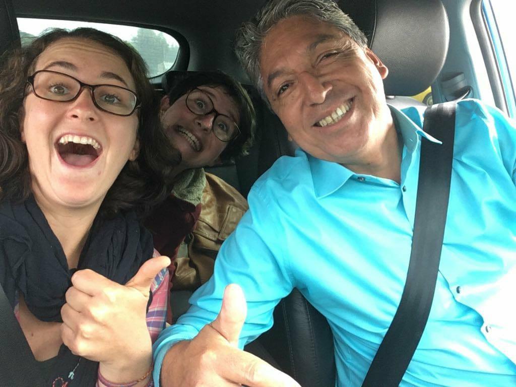 Histoires de stop : lever le pouce en Équateur #Épisodes 1-2-3-4-5