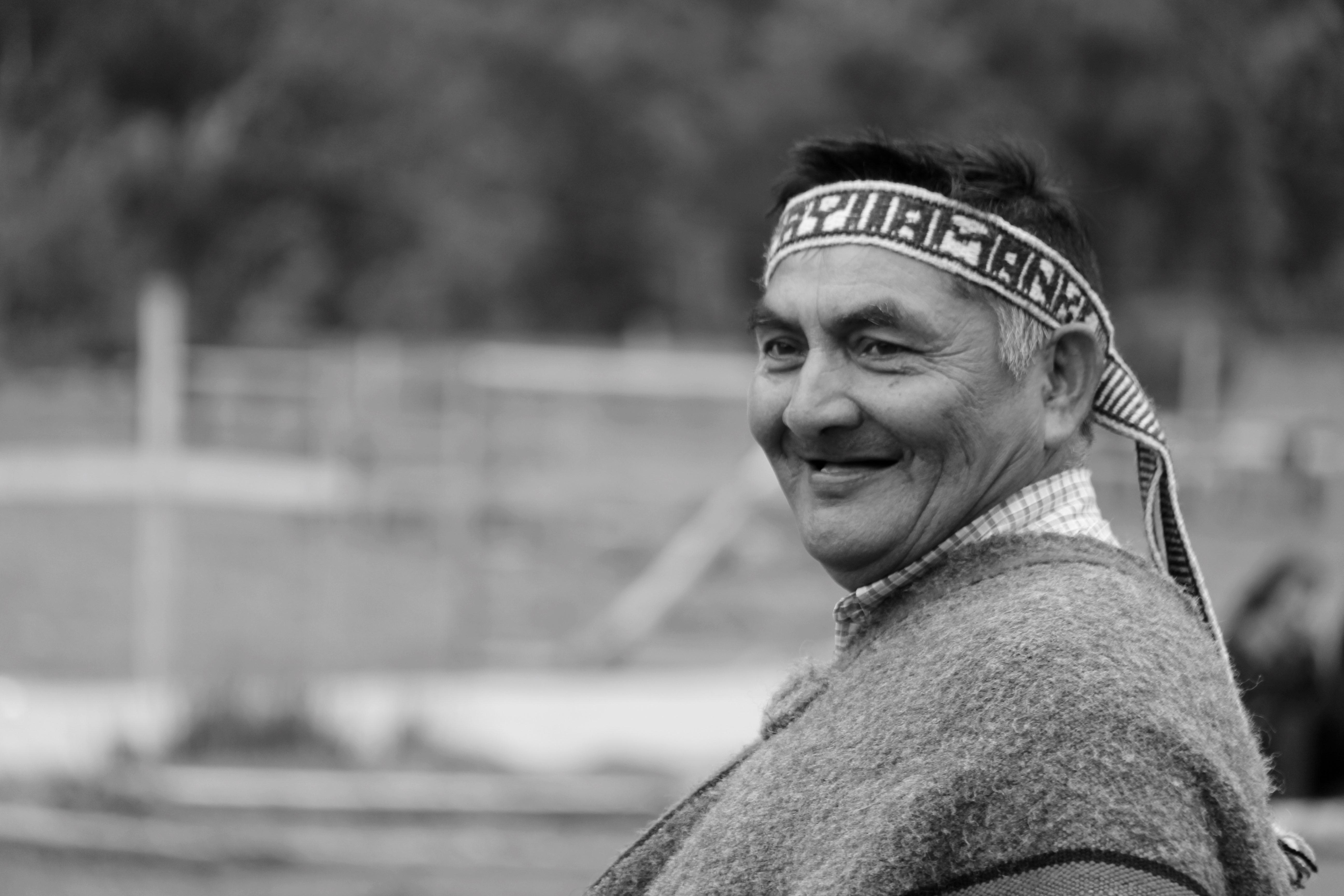 """""""Nous faisons partie intégrante de la nature et de notre environnement"""": Carlos Paillamanque, Lonko du territoire Mapuche Mapu-Lahual"""