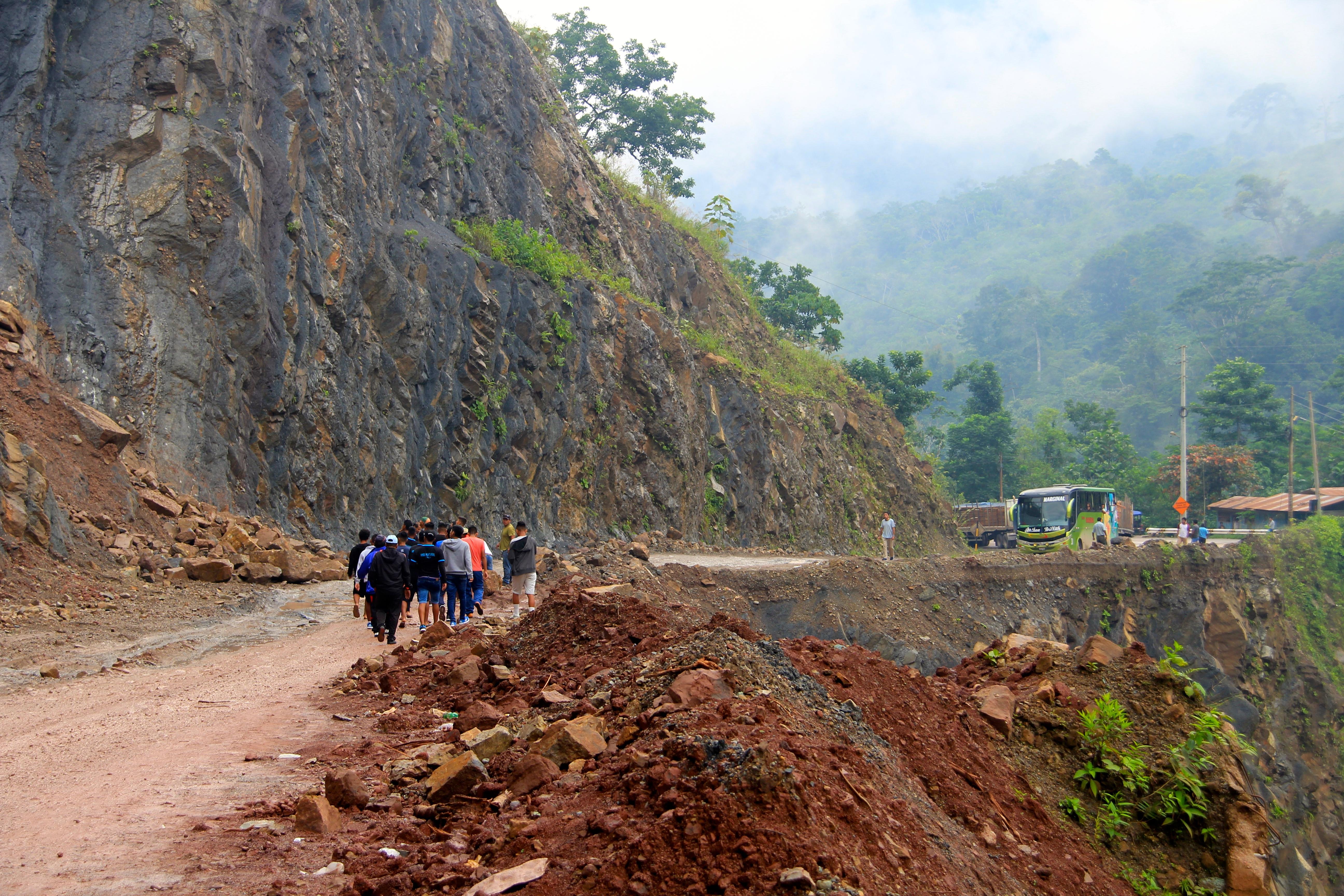 Tingo Maria – Pucallpa : l'aventure du bus péruvien