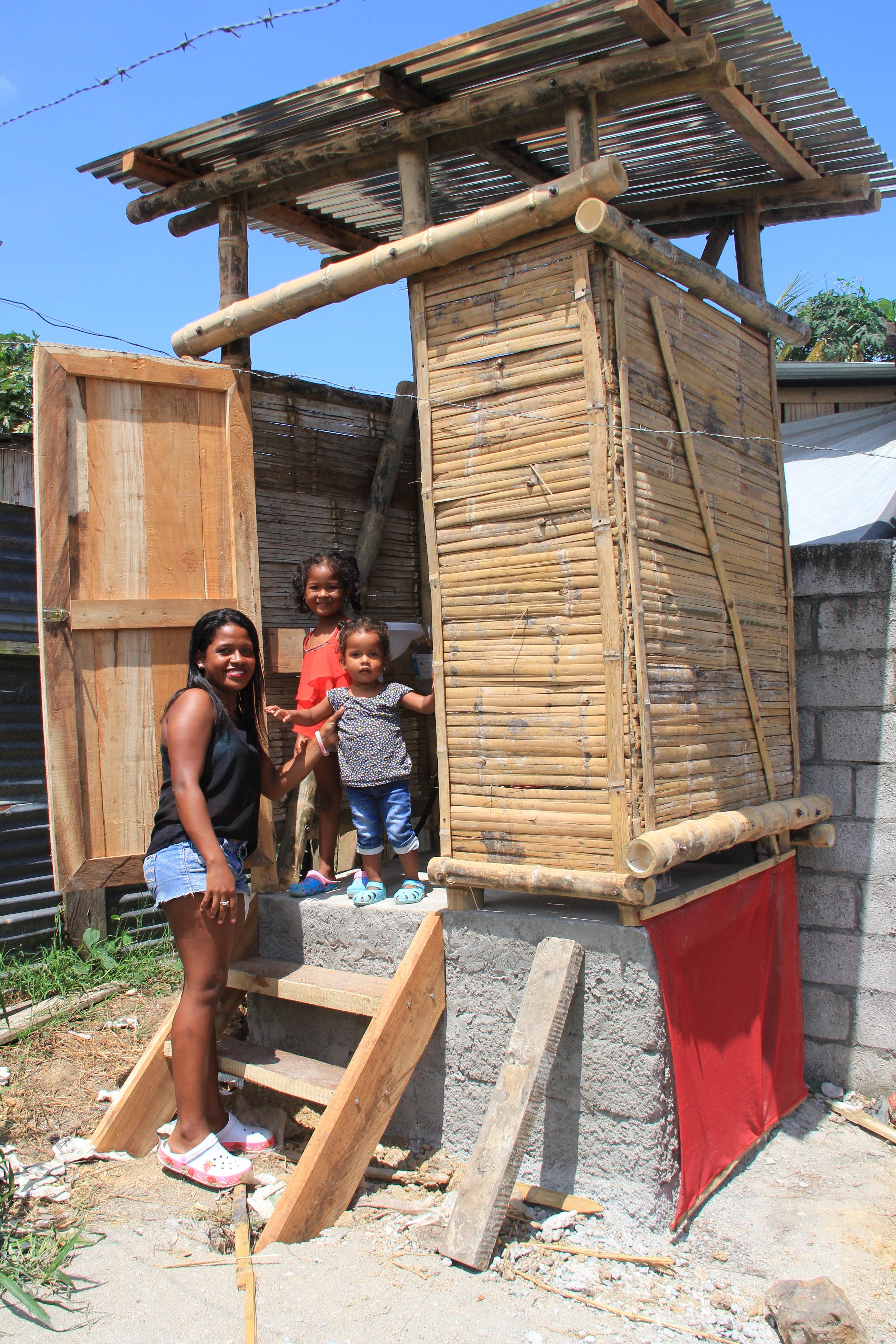 Toilettes sèches en Equateur : une solution économique et écologique